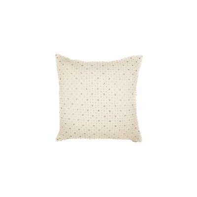 Mesh Base Drizzle Throw Pillow