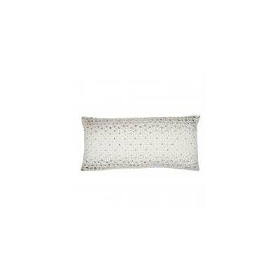 Round Stones on Linen Lumbar Pillow