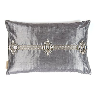 Diamond Necklace Throw Pillow