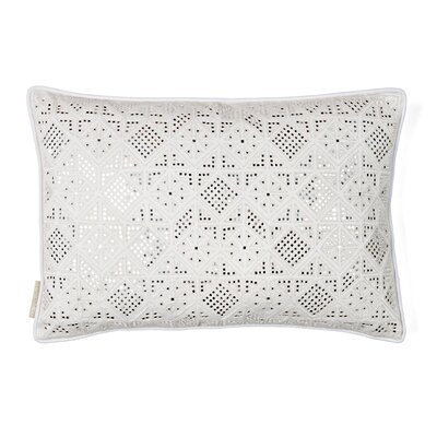 Self Shimmer Throw Pillow