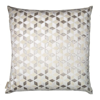 Trefoil Mosaic Pillow Cover