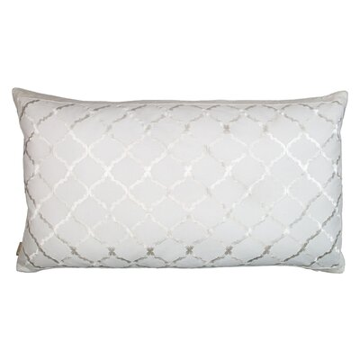 Morroccan Trellis Pillow Cover Size: 26 x 26