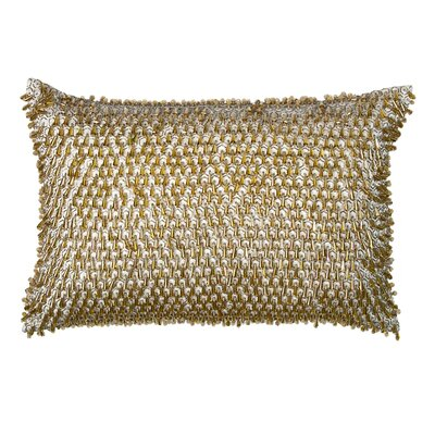 Honeycomb Beads Forest Pillow Cover