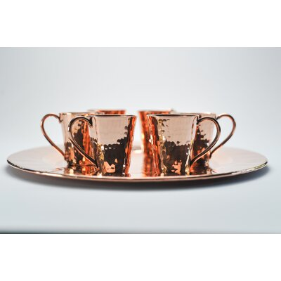Gunslinger 2 Piece Moscow Mule Mug Set CSHT-MM-PC12-Set