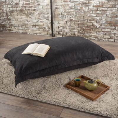 Bean Bag Chair Upholstery: Black