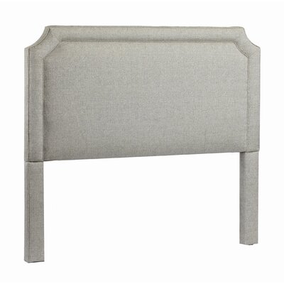 Manor Upholstered Panel Headboard Size: Queen, Upholstery: Midori