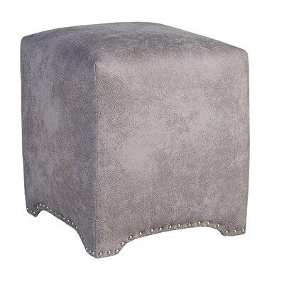 Emma Cube Ottoman Upholstery: Premier Dove