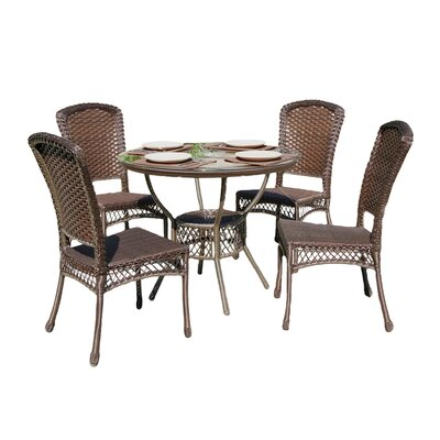 Audrey Casual Outdoor Dining Set 302 Product Image