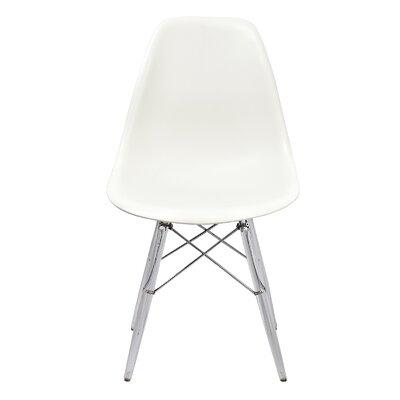 Banks Side Chair Finish: Cream