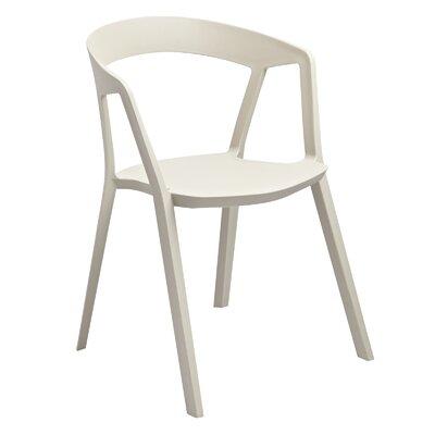 Roslyn Arm Chair Finish: Beige