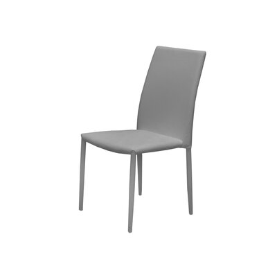 Side Chair (Set of 4) Finish: Gray