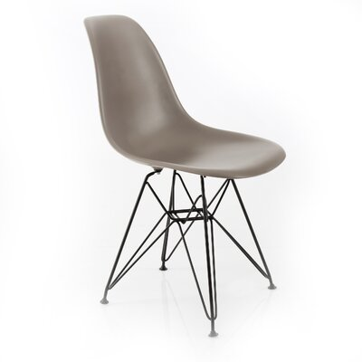 Banks Side Chair Finish: Dark Gray