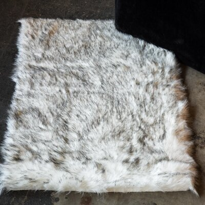 Hudson Gradient Gray Area Rug Rug Size: 2' x 3'