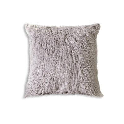 Frisco Throw Pillow Color: Sage Grey