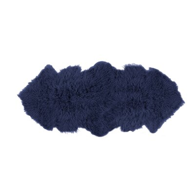 Rockwall Blue Area Rug
