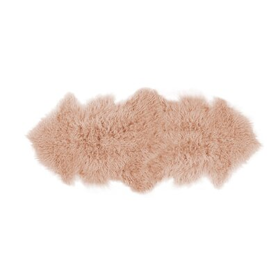Rockwall Dusty Rose Area Rug