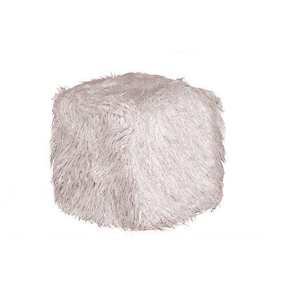 El Paso Pouf Ottoman Upholstery: Sage Grey