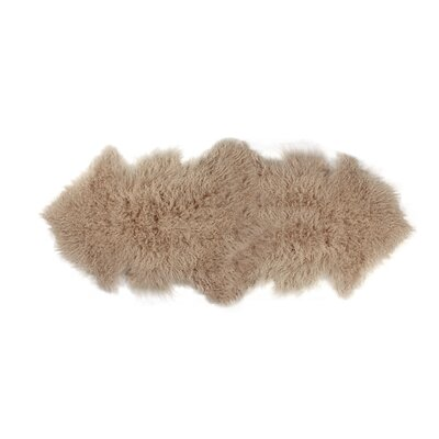 Rockwall Tan Area Rug