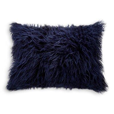 Frisco Lumbar Pillow Color: Ink