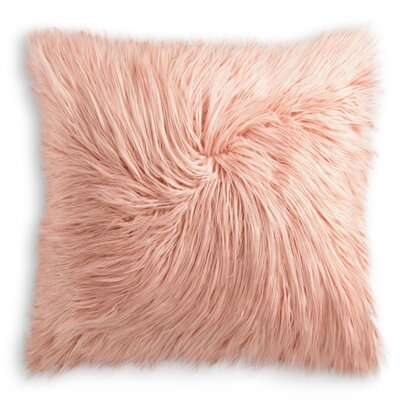 Frisco Throw Pillow Color: Dusty Rose