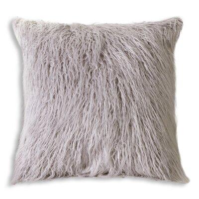 Frisco Throw Pillow Color: Sage Grey