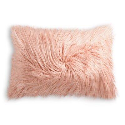 Frisco Lumbar Pillow Color: Dusty Rose