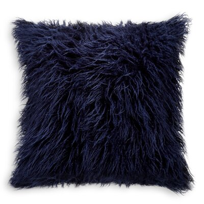 Frisco Throw Pillow Color: Ink
