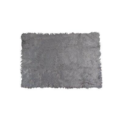 Plano Throw Color: Sage Grey