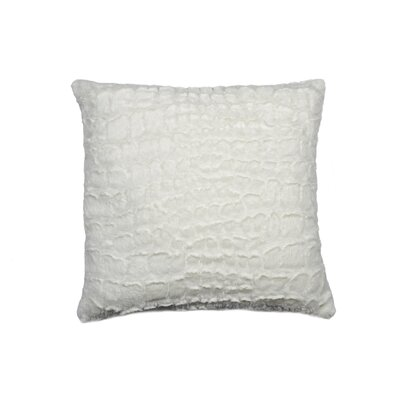 Kelton Faux Fur Throw Pillow
