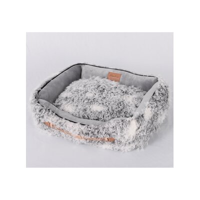 Faux Lamb Fur Luxury Dog Bed