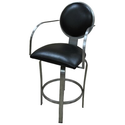 London 35 Swivel Bar Stool