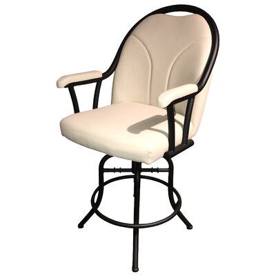 Gail 26 Swivel Bar Stool