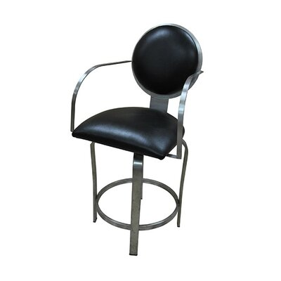 25 H Swivel Bar Stool