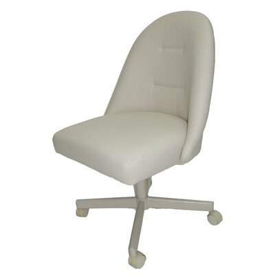 Wellow Swivel Upholstered Dining Chair Upholstery Color : Ocean Beige