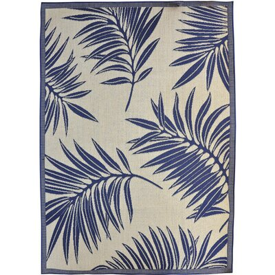 Navy Area Rug Rug Size: 7'11