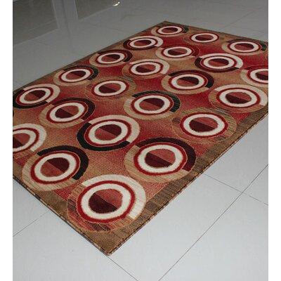 Caramel Area Rug Rug Size: 3 x 5