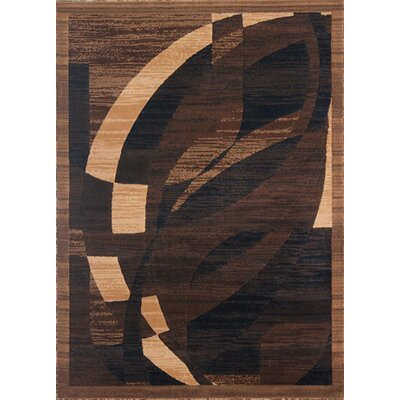 Crigler Brown Area Rug