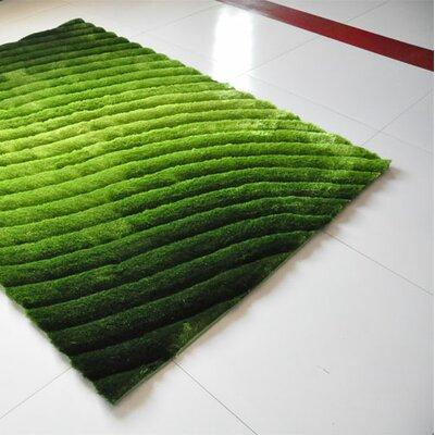 Green Area Rug