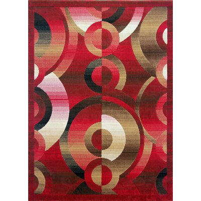 Barnhouse Red Area Rug