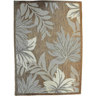 Buckner Brown Area Rug Rug Size: 53 x 72