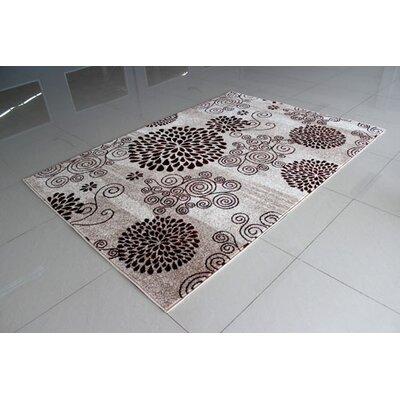 Berber Area Rug Rug Size: 711 x 910