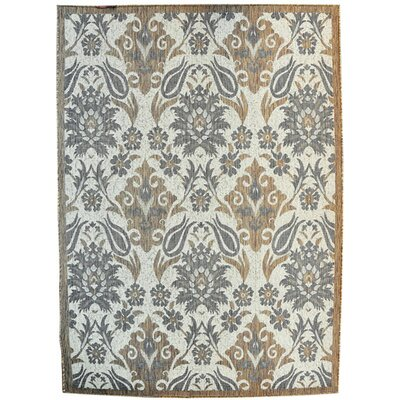 Buckley Brown Area Rug Rug Size: 2 x 3
