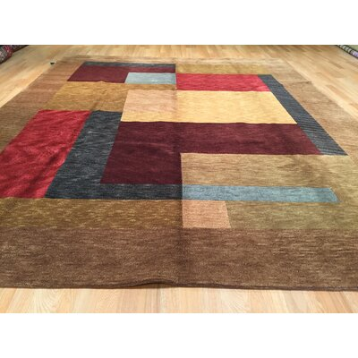 Sino Hand-Knotted Area Rug