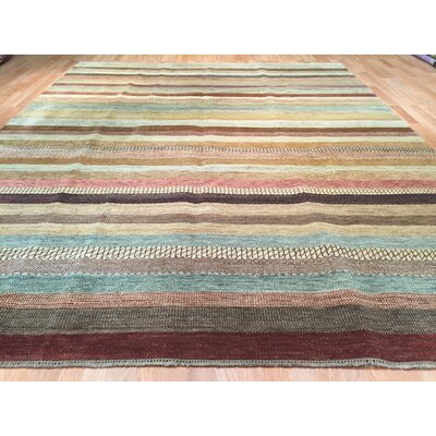 Savannah Hand-Knotted Area Rug