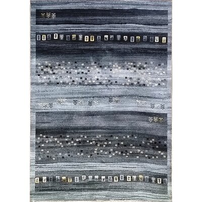 Latisha Gray Area Rug Rug Size: Runner 27 x 91