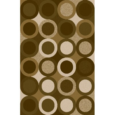 Jarrodd Gray/Green Area Rug Rug Size: Runner 2 x 72