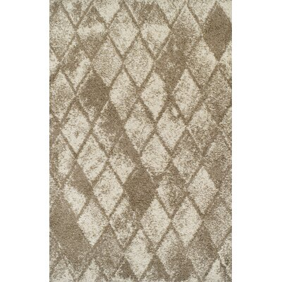 Milagro Brown Area Rug Rug Size: 53 x 72