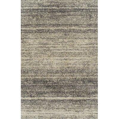 Keera Gray Area Rug Rug Size: 711 x 910