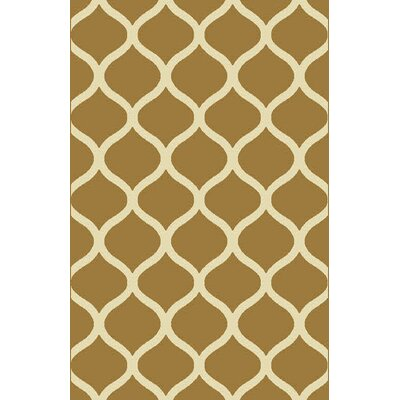 Tecoria Taupe Area Rug Rug Size: Runner 2 x 72