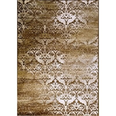 Abrahamsville Brown Area Rug Rug Size: Runner 27 x 91